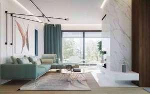 卡娜迪木门客厅设计丨为你打造完美的家居生活消磁线圈
